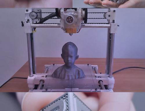 Будущее за трехмерной печатью.